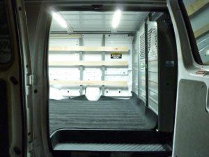 Van 3x SL1 24PW Side View
