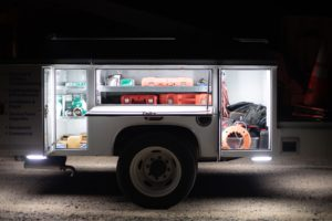 UnderBody and Cabinet Lights