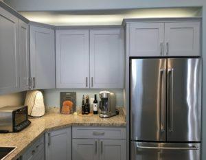 Halfman Kitchen Refrigerator Wall